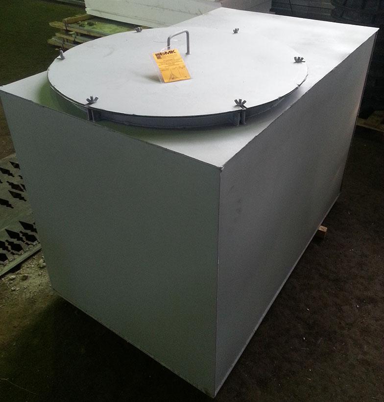 бак прямоугольный по серии 5 904-43 а1бв 100 000-02 установка руководство